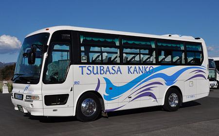 中型バス 側面